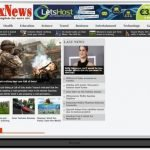 Lux-News-Business-Layout-Responsive-Blogger-Template