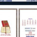 kuran-ı-kerim-scripti