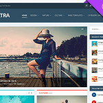 Extra-v2.0.65-WordPress-Magazin-Blog-Teması