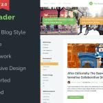 The-Reader-v2.1-WordPress-Minimal-Blog-Template