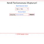 favicon-scripti