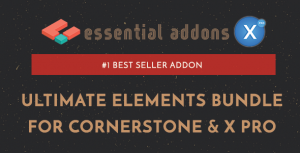 Essential Addons for Cornerstone and X Pro v2.7.2