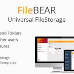 FileBear v1.5 – Premium File Sharing – Dosya Upload Scripti
