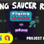 Flying Saucer Rush v1.0 – Buildbox Project BBDOC