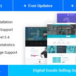 MenorahMarket v2.0 – Dijital Ürün Satış Market Scripti