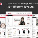 Shop Town v1.0 Profesyonel WordPress Alışveriş Teması
