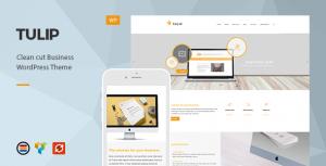 Tulip v1.0.2 – Responsive Business WordPress Theme