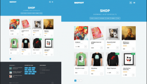 WordPress ürün satış teması