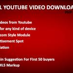 Youtube Video İndirme Scripti