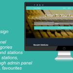 Listen Radio Portal