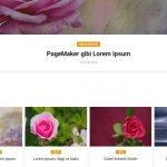 Blogger Güzel Söz Paylaşım Teması İndir