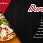 Domnoo 1.2.0 – WordPress Pizza Restaurant Teması İndir