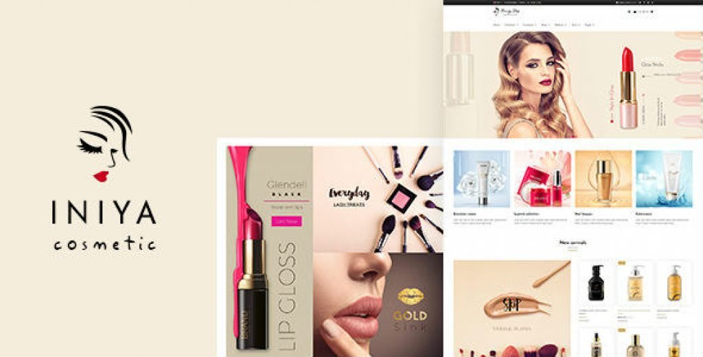 Iniya v1.3 – WordPress Kozmetik AlışVeriş Teması İndir