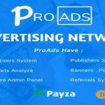 ProAds – Reklam Ağı Scripti İndir
