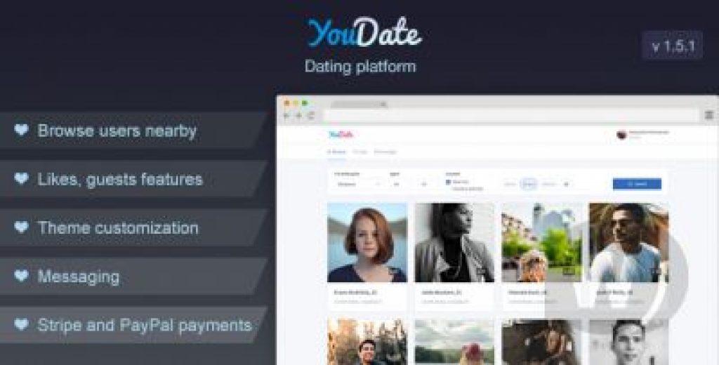 YouDate Ücretsiz Arkadaşlık Scripti İndir