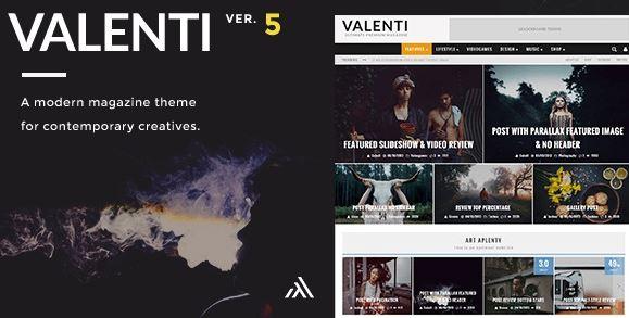 [Resim: Valenti-v5.6.2-Wordpress-Magazin-Ve-Derg...B0ndir.jpg]